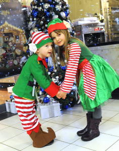 The hunt is on for St Helens Champion Elf 2015